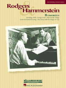 Rodgers & Hammerstein (Songbook): Beginning Piano Solo