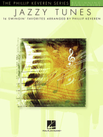 Jazzy Tunes: Beginning Piano Solos The Phillip Keveren Series