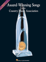 Award-Winning Songs of the Country Music Association, Vol. 3: 1997-2008: Updated Edition