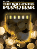 More of the Rollicking Piano Bar Songbook