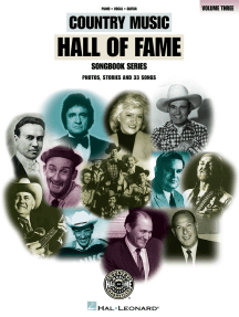Country Music Hall of Fame - Volume 3