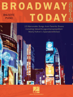 Broadway Today - 2nd Edition