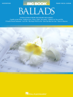 Big Book of Ballads - 2nd Edition