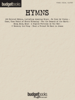 Hymns: Budget Books