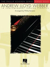 Andrew Lloyd Webber Solos: arr. Phillip Keveren The Phillip Keveren Series Piano Solo