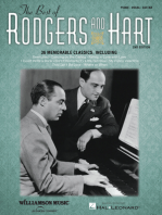 The Best of Rodgers & Hart - 2nd Edition