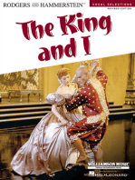 The King and I - Revised Edition