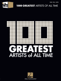 VH1 100 Greatest Artists of All Time
