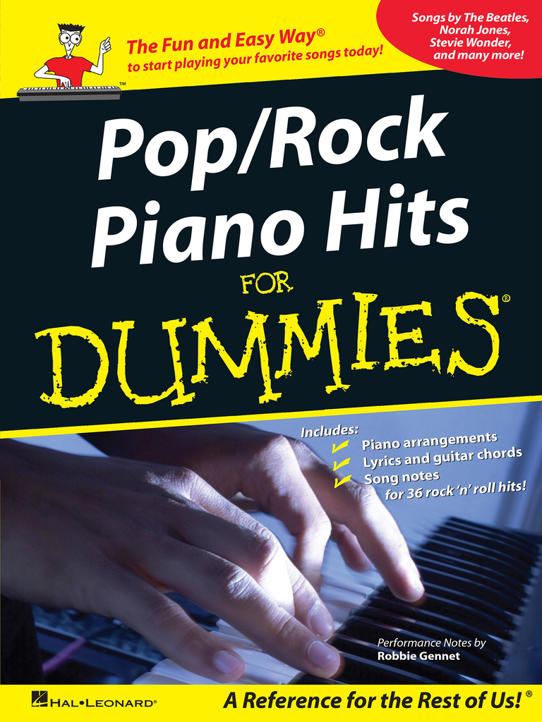 Poprock Piano Hits For Dummies Read Online