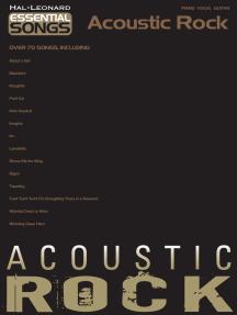 Acoustic Rock (Songbook): Essential Songs Series