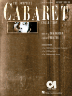 The Complete Cabaret Collection