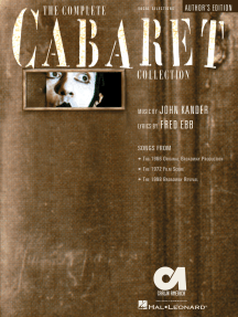 The Complete Cabaret Collection: Vocal Selections - Souvenir Edition