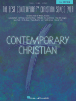 The Best Contemporary Christian Songs Ever - 2nd Edition