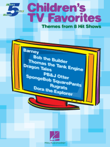 Children's TV Favorites: Themes from 8 Hit Shows