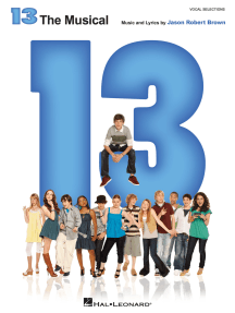13: The Musical