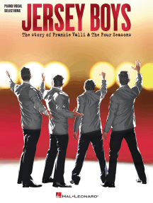 Jersey Boys - Vocal Selections: The Story of Frankie Valli & The Four Seasons Vocal Selections