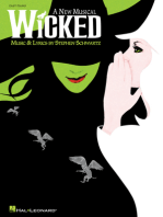 Wicked: A New Musical - Easy Piano Selections
