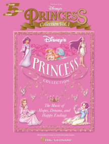 Selections from Disney's Princess Collection Vol. 1: The Music of Hope, Dreams and Happy Endings