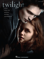 Twilight: Music from the Motion Picture Soundtrack Easy Piano