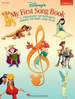 Disney's My First Songbook - Volume 2