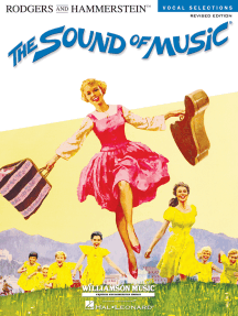 The Sound of Music: Vocal Selections - Revised Edition