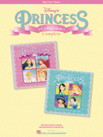 Disney's Princess Collection Complete