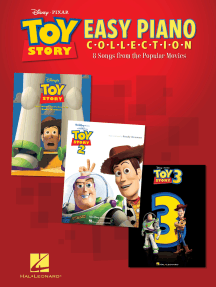 Toy Story Easy Piano Collection (Songbook): 8 Songs from the Popular Movies