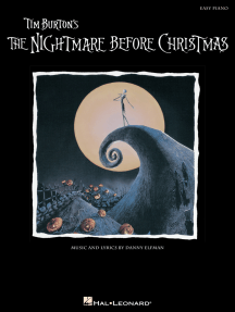 The Nightmare Before Christmas: Easy Piano