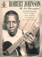 Robert Johnson - The New Transcriptions