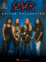 Slayer - Guitar Collection