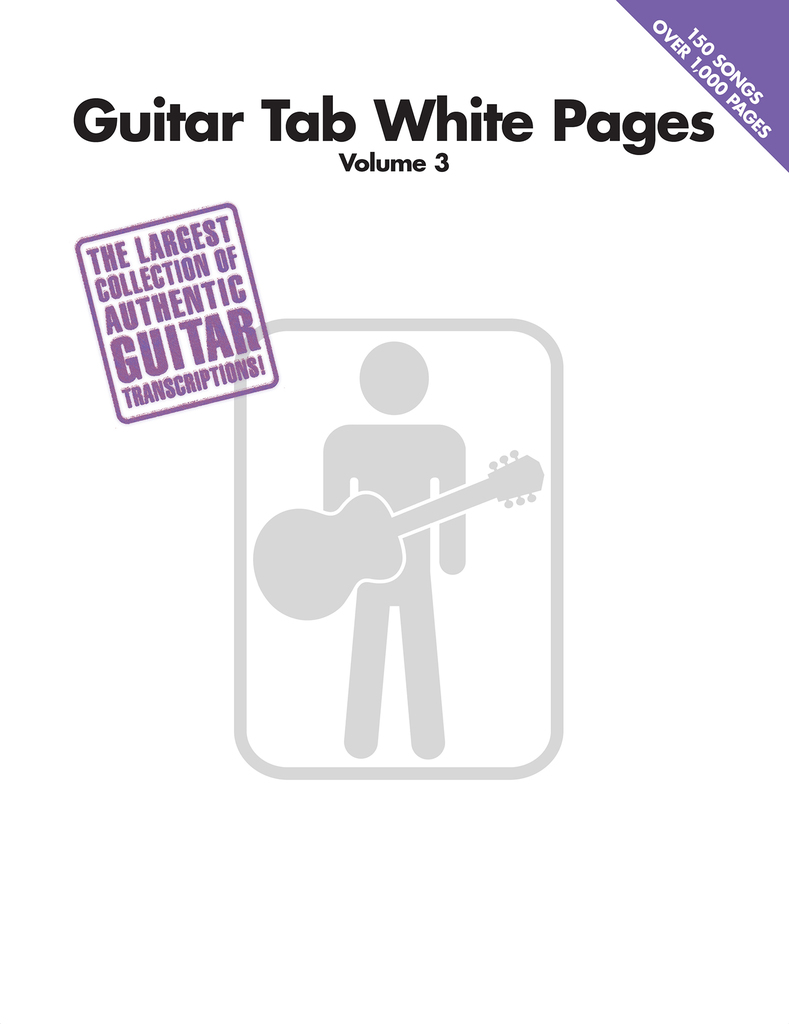 Guitar Tab White Pages Volume 1 2nd Edition Read Online