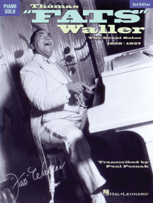 Thomas Fats Waller: The Great Solos, 1929-1937