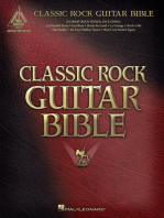 Classic Rock Guitar Bible - 2nd Edition