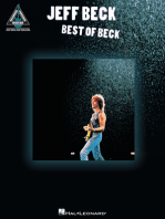 Jeff Beck - Best of Beck