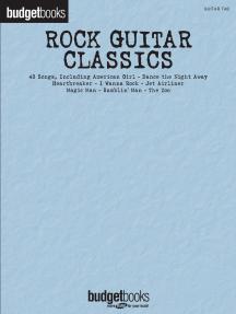Rock Guitar Classics - Budget Book
