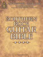 Southern Rock Guitar Bible