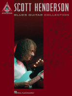 Scott Henderson - Blues Guitar Collection