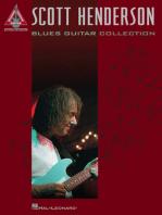 Scott Henderson - Blues Guitar Collection