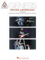 Genesis Guitar Anthology