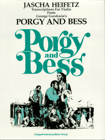 Selections from Porgy and Bess: Violin and Piano