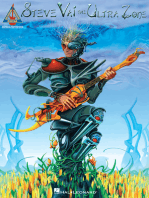Steve Vai - The Ultra Zone