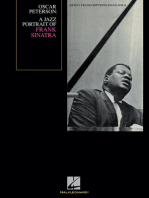 Oscar Peterson - A Jazz Portrait of Frank Sinatra