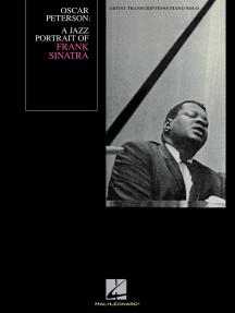 Oscar Peterson - A Jazz Portrait of Frank Sinatra: Artist Transcriptions Piano