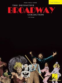 The Definitive Broadway Collection - Second Edition