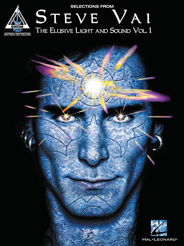 Steve Vai - Selections from The Elusive Light and Sound, Vol. 1 by ...