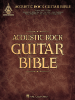 Acoustic Rock Guitar Bible