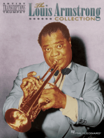 The Louis Armstrong Collection: Artist Transcriptions - Trumpet