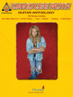 David Lee Roth - Guitar Anthology
