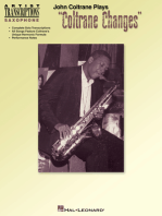 John Coltrane Plays Coltrane Changes: C Instruments