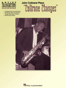 John Coltrane Plays Coltrane Changes: C Instruments